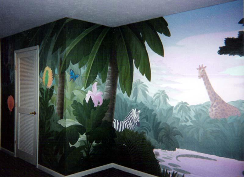 Fantasy Jungle - 1